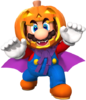 Mario (Halloween) from Mario Kart Tour