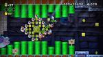 Screenshot of Star Coin Deep Dive in New Super Luigi U.