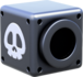 Artwork of the Cannon Box from Super Mario 3D World