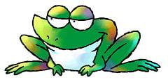 Prince Froggy's art from Yoshi's Island: Super Mario Advance 3