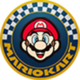 The Icon of the Mario Cup for Mario Kart Live: Home Circuit