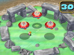 Beam Team from Mario Party 5