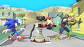 Challenge 102 from the eleventh row of Super Smash Bros. for Wii U