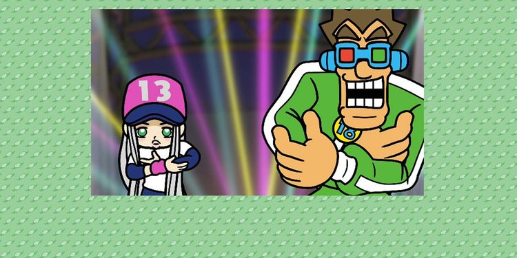 Picture shown with the fourth question of WarioWare Gold Fun Personality Quiz