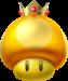 Golden Mushroom in Mario Kart 8