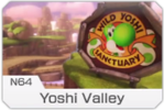 <small>N64</small> Yoshi Valley