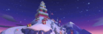 Merry Mountain from Mario Kart Tour