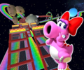 3DS Rainbow Road T from Mario Kart Tour