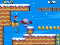 A Broozer from New Super Mario Bros.
