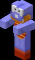 Minecraft Mario Mash-Up Zombie Pigman Render.png