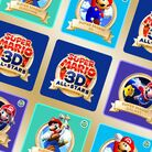 Thumbnail of Super Mario 3D All-Stars Online Memory Match-Up