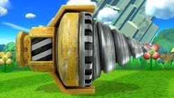 SSB4 WiiU DrillArm.jpg