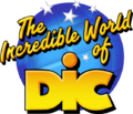 The Incredible World of DiC logo.png