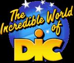 DIC Entertainment's latest logo