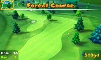 Forest Course, hole 16, mgwt