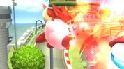 Kirby with Bowser's ability