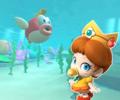 3DS Cheep Cheep Lagoon from Mario Kart Tour