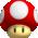 A Super Mushroom