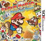 Paper Mario: Sticker Star North America Box Cover