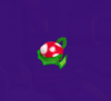 The Piranha Plant from Mario Party 5s Super Duel Mode.