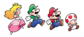 SMA Four Protagonists Running Artwork.png
