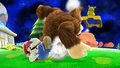 Challenge 119 from the twelfth row of Super Smash Bros. for Wii U