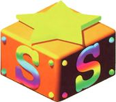 Artwork of a Save Block from Super Mario RPG: Legend of the Seven Stars