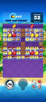 Stage 103 from Dr. Mario World since March 18, 2021