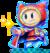 Prince Dreambert artwork from Mario & Luigi: Dream Team
