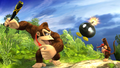 Challenge 52 from the sixth row of Super Smash Bros. for Wii U