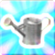 The Watering Can Sticker