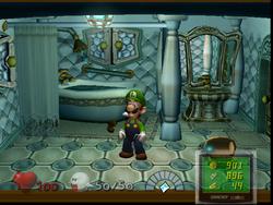 Bathroom (2F) from Luigi's Mansion