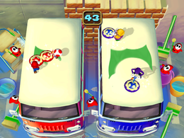 Bus Buffer from Mario Party 5
