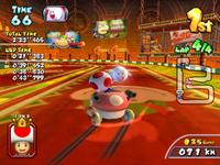 Mechakoopas as seen in Mario Kart Arcade GP 2