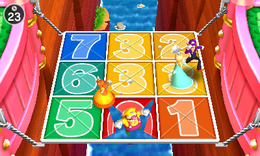 The Final Countdown from Mario Party: The Top 100