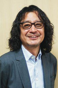 Photo of Yoshio Sakamoto.