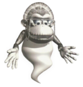 Wrinkly Kong's Artwork, from Donkey Kong 64.