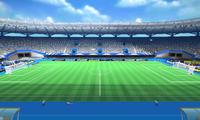 Kingdom Stadium (Day) from Mario Sports Superstars