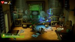 The Editing Room in Paranormal Productions