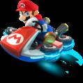 Mario Artwork (alt 2) - Mario Kart 8.png