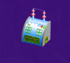 The E. Gadd Engine from Mario Party 5s Super Duel Mode.