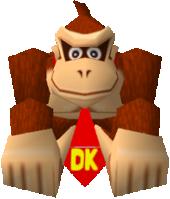 MP3 Donkey Kong Render.png