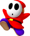 Artwork of Shy Guy from Mario Party 9 (later reused for Super Mario Party)