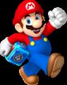 Mario Artwork (alt) - Mario Party Island Tour.png