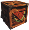 A Melon Crate, from Donkey Kong 64.