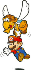 PM Mario and Parakarry Artwork.png