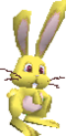 SM64DS Yellow Rabbit Render.png
