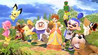 Adventure Challenge 6 of Super Smash Bros. Ultimate