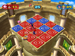 Tile and Error from Mario Party 7