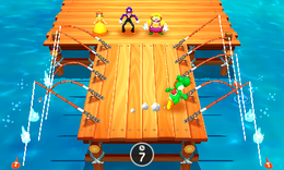 Pier Pressure from Mario Party: The Top 100